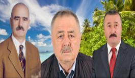TONYA CHP'Lİ MECLİS ÜYELERİ KAHVEHANECİLER...