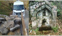 Vakfıkebir'de Çalınan 150 yıllık...