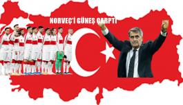 NORVEÇ'İ GÜNEŞ ÇARPTI