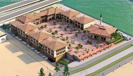 Of Eski Terminal Kent Meydanı Projesi ihaleye...