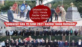 Trabzon Şalpazarı'nda 19 Eylül 2021...