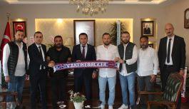 Vakfıkebir Trabzonsporlular Derneğinden...